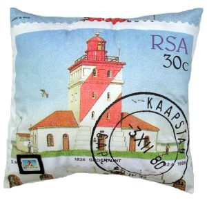 Cushion Lighthouses 30c Green Point 2