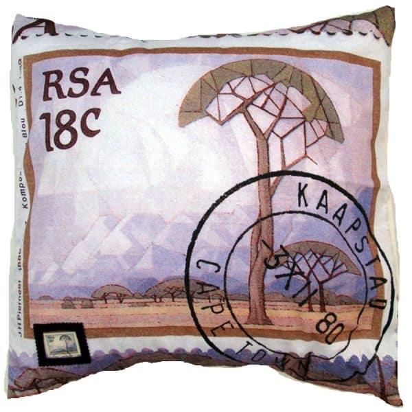 Cushion cover Pierneef 18c