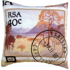 Cushion cover Pierneef 40c