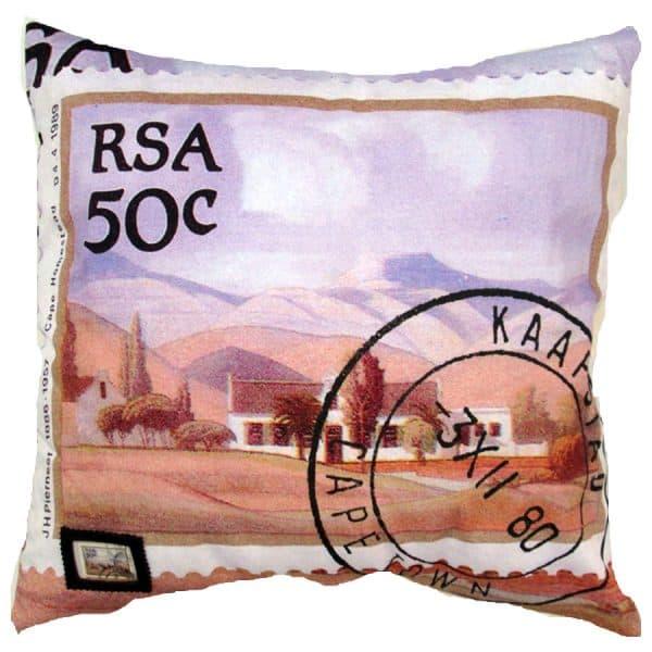 Cushion cover Pierneef 50c