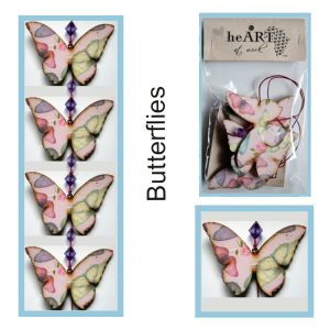 photo string Butterflies