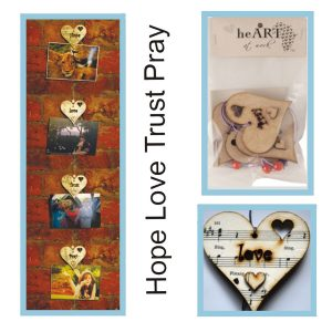 photo string hope love trust pray