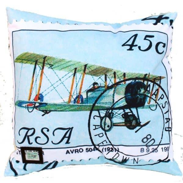 Cushion Cover Plane Avro