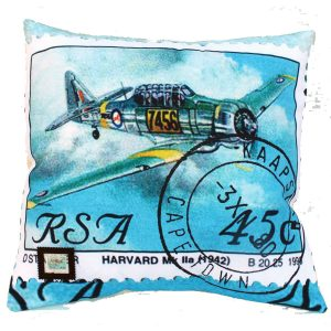Cushion Cover Plane Harvard