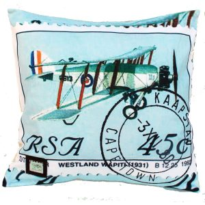 Cushion Cover Plane Westland