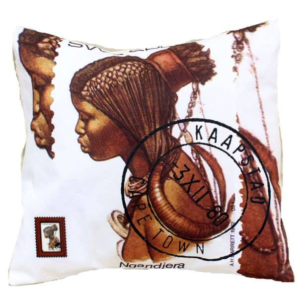 Cushion Cover SWA 1982 20c Ngandjero
