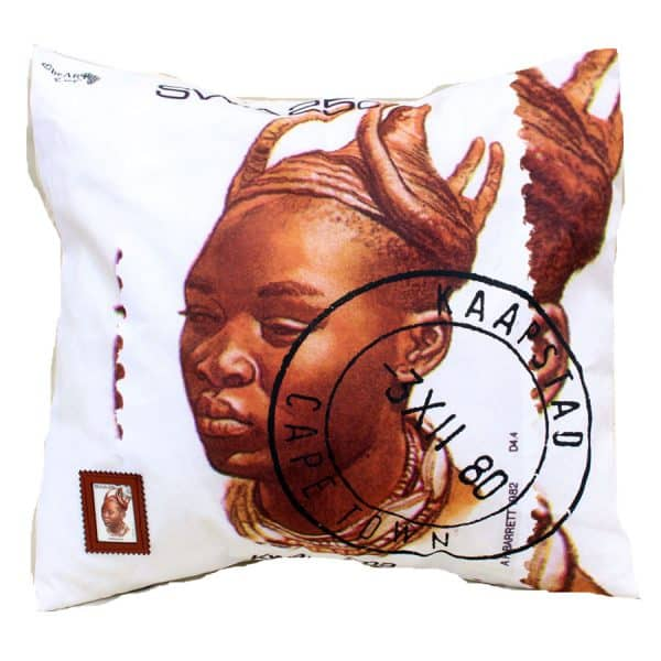 Cushion Cover SWA 1982 25c Kwanyama