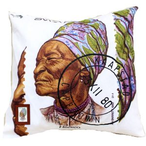 Cushion Cover SWA 1982 6c Herero