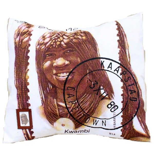 Cushion Cover SWA 1984 11c Kwambi