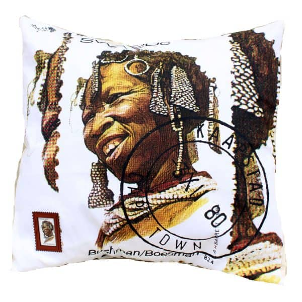 Cushion Cover SWA 1984 20c Bushman