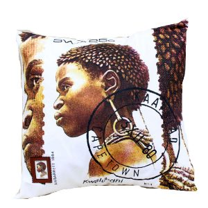 Cushion Cover SWA 1984 25c Kwaluudhi