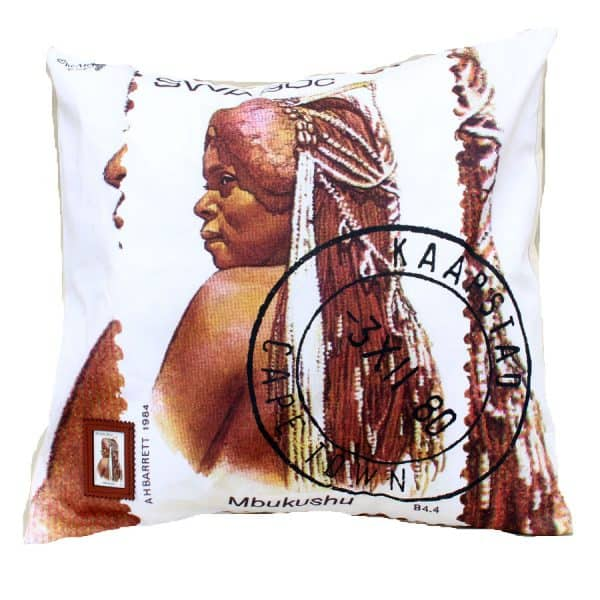 Cushion Cover SWA 1984 30c Mbukushu