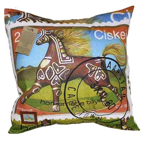 Cushion Horse 25c
