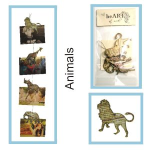 photo string animals